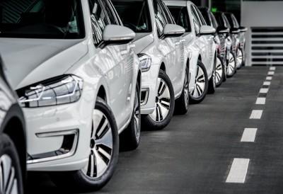 Πτώση 17,6% στις πωλήσεις αυτοκινήτων στην Ευρώπη για τον Αύγουστο