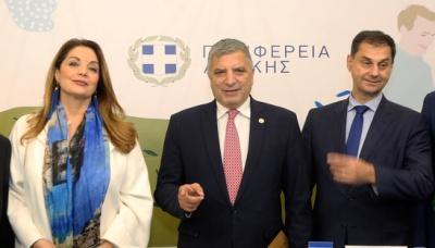 Πατούλης: Αξιοποιώντας τα συγκριτικά πλεονεκτήματα της Αττικής, θα ενισχύσουμε το brand name της