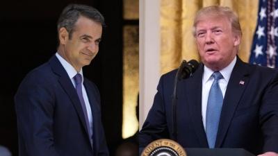 Ο τριπλός στόχος της επίσκεψης Μητσοτάκη στις ΗΠΑ – Οι κρίσιμες συναντήσεις με τους ξένους ηγέτες και το αναλυτικό πρόγραμμα