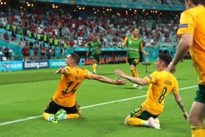 Τουρκία – Ουαλία 0-2: Γκολ «κερασάκι» από τον Ρόμπερτς! (video)