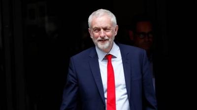 Corbyn (Βρετανία): Η Τουρκία να αποσύρει κάθε αποκλεισμό από την ΑΟΖ της Κύπρου - Απαράδεκτες οι κινήσεις της