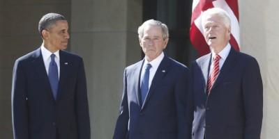 ΗΠΑ: Obama, Clinton, Bush θα εμβολιαστούν μπροστά στις κάμερες για να αποδείξουν την ασφάλεια του εμβολίου