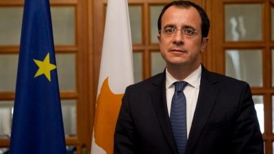 Χριστοδουλίδης: Οι παραβιάσεις της Τουρκίας στην κυπριακή ΑΟΖ επηρεάζουν όλα τα κράτη μέλη της ΕΕ