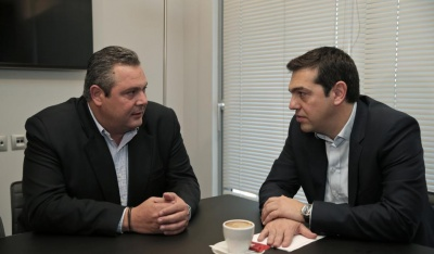 Πως σκοπεύει ο Π. Καμμένος να «δραπετεύσει» από το «Μακεδονικό» πρόβλημα