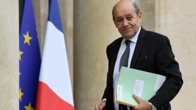 Le Drian (Γαλλία): Οι ΗΠΑ πρέπει να επιστρέψουν στη συμφωνία για τα πυρηνικά του Ιράν