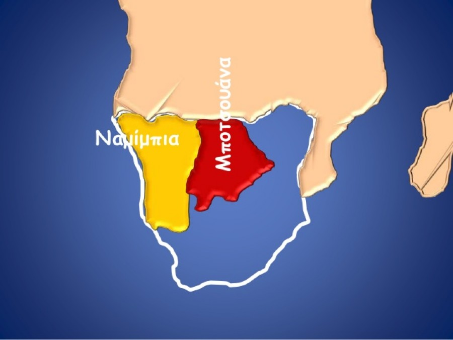 O Adolf Hitler επέστρεψε στην Ναμίμπια και εκλέγεται σε τοπική περιφέρεια με 85%