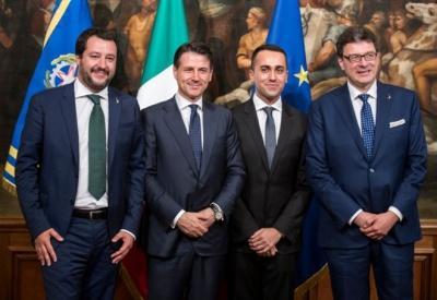 Πιο δημοφιλής πολιτικός στην Ιταλία ο Salvini – Ακολουθεί ο πρωθυπουργός Conte