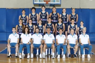 Εurobasket 2021: Το «ταξίδι» της Εθνικής Γυναικών ξεκινάει με πυξίδα την... Πράγα (video)