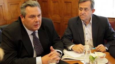 Μήνυση Νικολόπουλου κατά Καμμένου - Υποστηρίζει ότι δέχθηκε πιέσεις και εκβιασμό από τον πρόεδρο των ΑΝΕΛ
