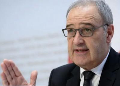 Ελβετία – κορωνοϊός: Λάθη στη διαχείριση της επιδημίας παραδέχτηκε ο πρόεδρος της ομοσπονδιακής κυβέρνησης Parmelin