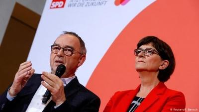 Γερμανία: Άνοδο του κατώτατου μισθού και ισχυρότερες συλλογικές συμβάσεις θέλει το SPD