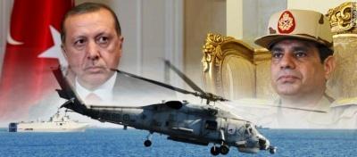 Η Αίγυπτος εγγυάται την κυπριακή ΑΟΖ έναντι της τουρκικής επιθετικότητας!