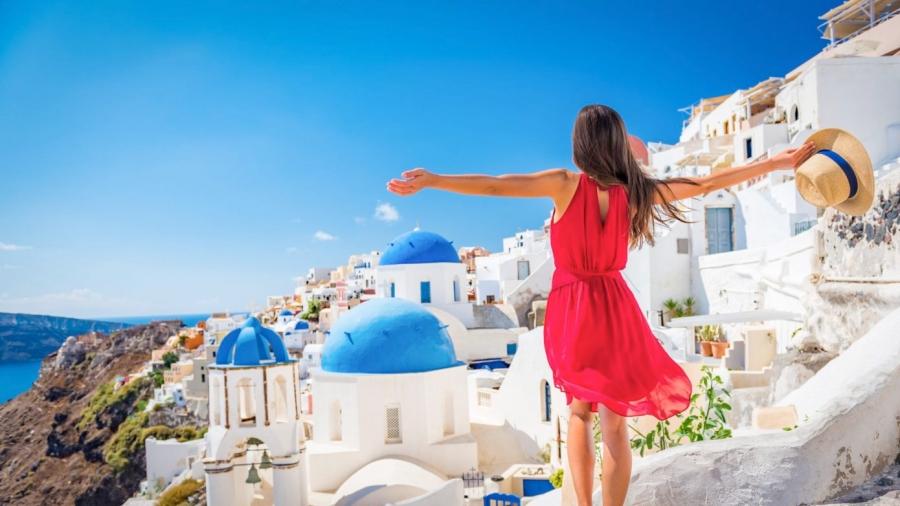Η Ελλάδα πρώτη για τις διακοπές των Αμερικανών