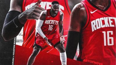 Πάει Rockets ο Γκαρούμπα και η Ρεάλ εισπράττει 3 εκατομμύρια!