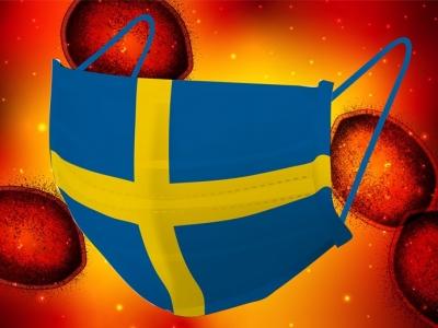 Σουηδία - Κορωνοϊός: Με νέο ρεκόρ 351 θανάτων στο 24ωρο, ξεπέρασε τους 10.000