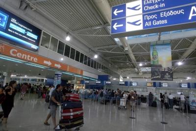 ΥΠΑ: Εκτόξευση +82,6% στις αφίξεις επιβατών εξωτερικού και +47,2% στις πτήσεις τον Αύγουστο 2021