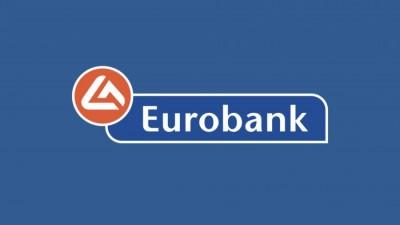 Η Eurobank για 4η συνεχή χρονιά μοναδική τράπεζα στο top 10 της λίστας Most Admired Companies