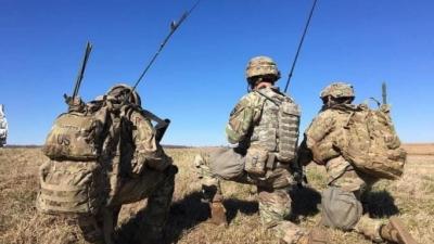 Χερσαία στρατιωτικά γυμνάσια με ΗΠΑ, Πολωνία, Λιθουανία θα πραγματοποιήσει ο ουκρανικός στρατός