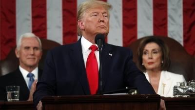 ΗΠΑ: Από Δευτέρα 25/1 αρχίζει η διαδικασία για τη δίκη Trump στη Γερουσία