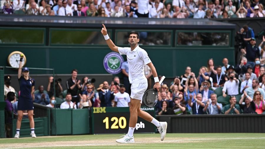 Wimbledon: Θρύλος ο Τζόκοβιτς - Έφτασε τα 20 Grand Slam και «έπιασε» Ναδάλ και Φέντερερ!