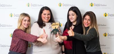 Χρυσό βραβείο για το ΙΑΣΩ στα Influencer Marketing Awards