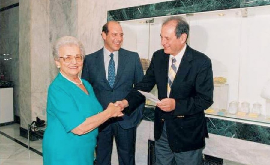 Alba Graduate Business School: Θεσπίζει την υποτροφία «Kitty Kyriacopoulos: Women of the future» στη μνήμη της Καίτης Κυριακοπούλου