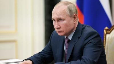 Ποιο είναι το εισόδημα του Putin; Το Κρεμλίνο δημοσίευσε το επίσημο πιστοποιητικό