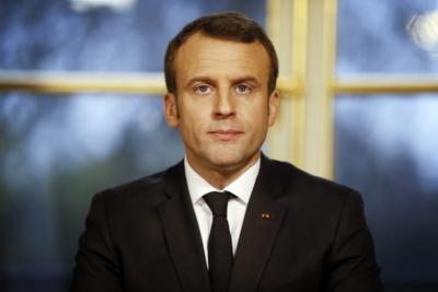 Για τον κίνδυνο ενός πολέμου προειδοποιεί ο Macron, εάν οι ΗΠΑ αποσυρθούν από την πυρηνική συμφωνία του Ιράν