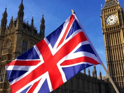Βρετανία: Στο +5,5% το ΑΕΠ β' τριμήνου 2021 - Άνω των εκτιμήσεων