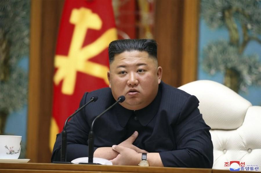 Βόρεια Κορέα: Ο Kim Jong Un ζήτησε υπευθυνότητα στην υλοποίηση οικονομικών πολιτικών
