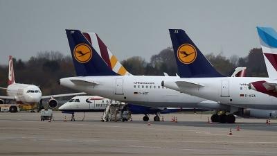 Lufthansa: Διακοπή των πτήσεων πάνω από τον εναέριο χώρο της Λευκορωσίας