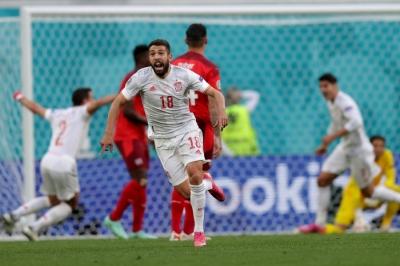 Ελβετία – Ισπανία 0-1: Άλμπα και… Ζακάρια έβαλαν μπροστά την «φούριας ρόχας» (video)