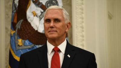 Θετικός στον κορωνοϊό ο βοηθός του αντιπροέδρου των ΗΠΑ, Mike Pence