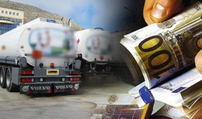 Στο «μενού» της βρετανικής πρεσβείας το λαθρεμπόριο καυσίμων στην Ελλάδα