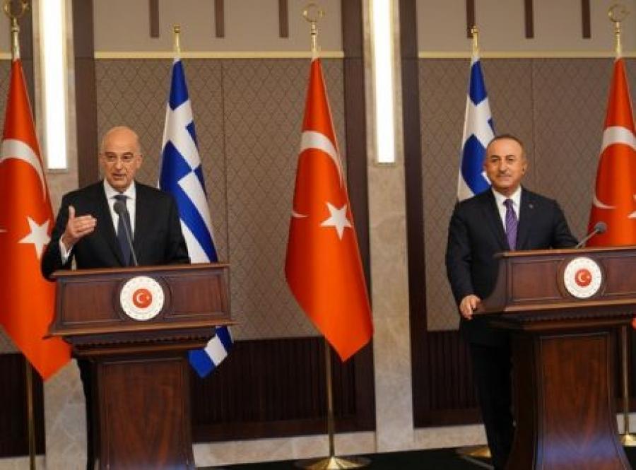 Τι αναμένει η ελληνική πλευρά από την επίσκεψη του Mevlut Cavusoglu – Τι προκαλεί ιδιαίτερη ανησυχία στην Αθήνα