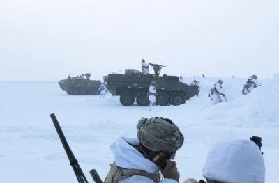 Η Ρωσία προειδοποιεί ΗΠΑ και ΝΑΤΟ: Δεν θα δεχθούμε την έντονη στρατιωτική παρουσία σας στην  Αρκτική