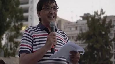 Συνελήφθη ο διοργανωτής της διαμαρτυρίας των αντιεμβολιαστών στην Κύπρο - Γιατρός με μεταπτυχιακό στο Harvard