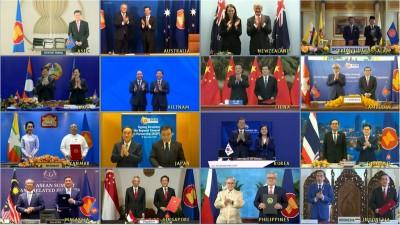 Ως «εμπορικό πραξικόπημα της Κίνας κατά των ΗΠΑ», βλέπουν Citigroup, Capital Economics, HSBC, EΙU, τη συμφωνία RCEP