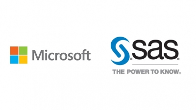 Microsoft - SAS: Συνεργασία στην αξιοποίηση data analytics για τις επιχειρήσεις