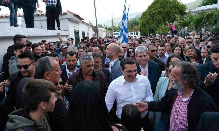 Gatestone Institute: Οι πρόσφυγες είναι επικίνδυνοι, είναι δυνάμεις κατοχής στην Ελλάδα