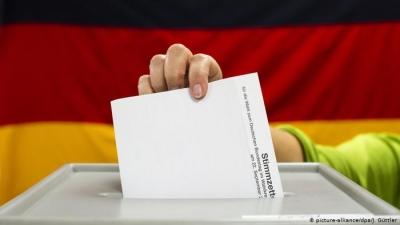 Γερμανία: Στο 4% η «ψαλίδα» SPD με CDU/CSU σε νέα δημοσκόπηση