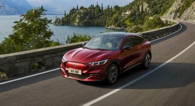 Οι τιμές πώλησης της Ford Mustang Mach-E στην Ελλάδα