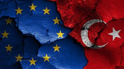Τηλεδιάσκεψη Τουρκίας με ΕΕ μετά το «πάγωμα» των κυρώσεων - Καμία αναφορά σε Ελλάδα στο ανακοινωθέν