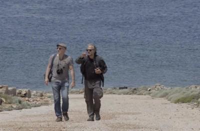 «Οι κυνηγοί της αιωνιότητας», Λεωνίδας Δημακόπουλος και Ορέστης Παναγιώτου, στο COSMOTE HISTORY HD