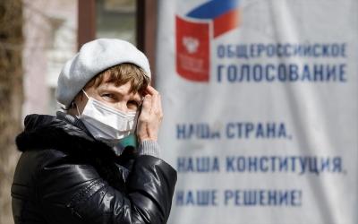 Έξαρση των κρουσμάτων σε Ρωσία - Ο μεγαλύτερος αριθμός κρουσμάτων από τις 20 Μαρτίου