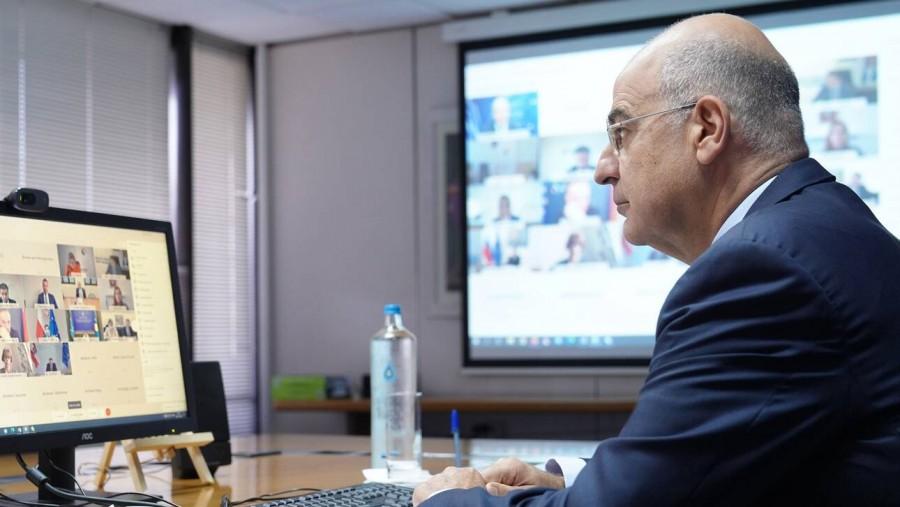 Υπουργείο Εξωτερικών: Κοινός παρονομαστής στην ΕΕ ο αποσταθεροποιητικός ρόλος της Τουρκίας