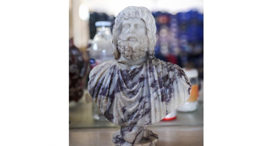 Τουρκία: Ανακάλυψαν άγαλμα του Ασκληπιού στην πόλη Burdur από την ρωμαϊκή περίοδο