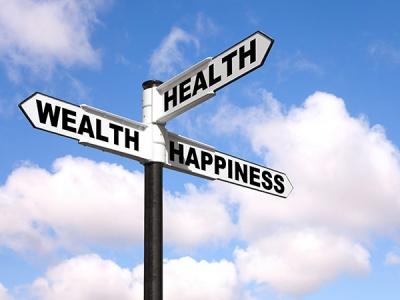 Η σχέση ευτυχίας και πλούτου των κρατών, σε ένα εντυπωσιακό infographic