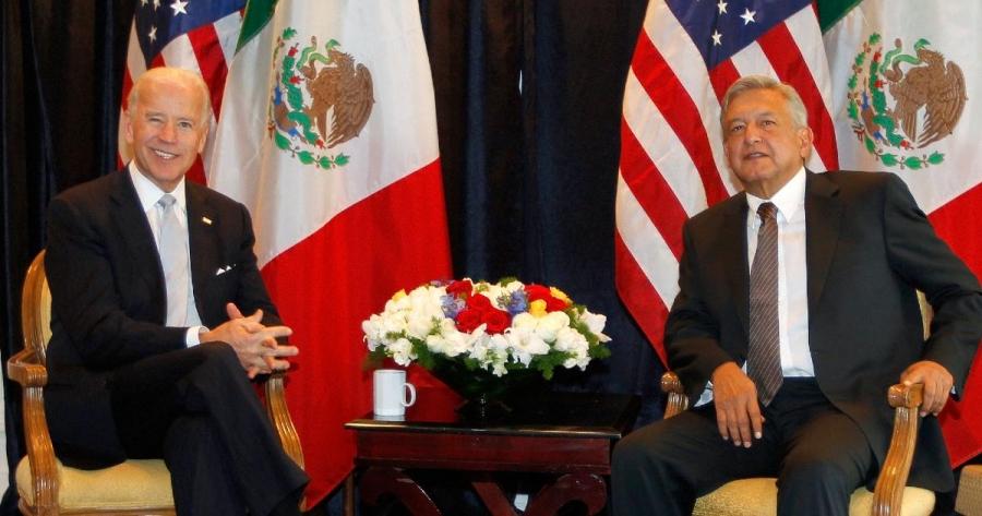 O Μεξικανός πρόεδρος θα ζητήσει από τον Biden να μοιραστούν τις αμερικανικές δόσεις των εμβολίων