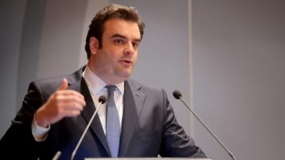 Πιερρακάκης (υπ. Ψηφιακής Διακυβέρνησης): Ψηφιακός μετασχηματισμός της οικονομίας μέσω του Ταμείου Ανάκαμψης